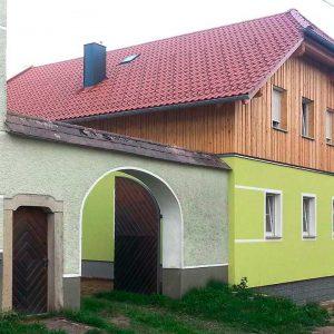 BV L., Rohrbach Ansicht: Süd-West