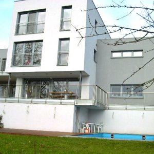 BV E., Bad Schallerbach Ansicht: Süd